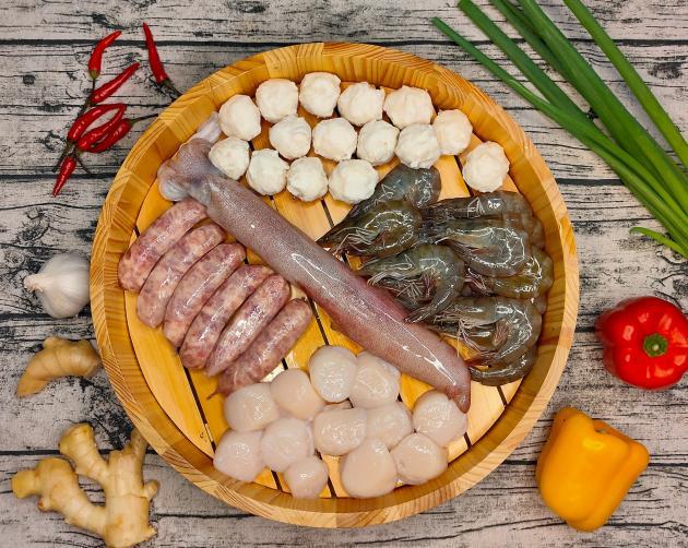 花漁珍鮮-2021年貨禮盒 1