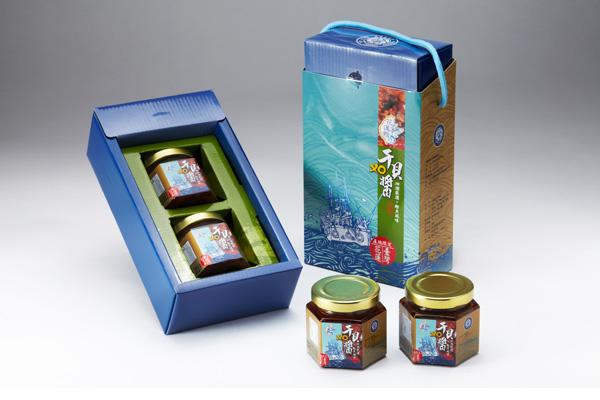 花蓮鰹干貝XO醬 1